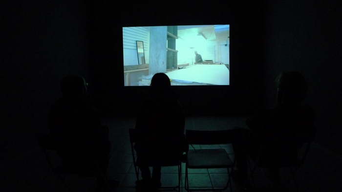 STUART BRISLEY, A New Film: Next Door (the missing subject), 28 February – 28 April 2012