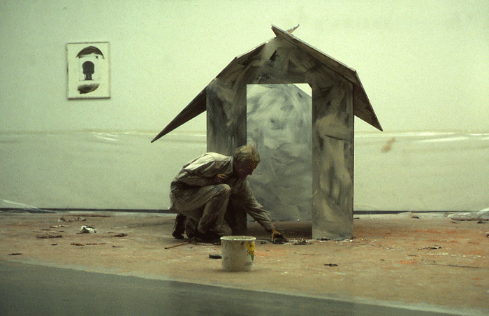 STUART BRISLEY, Helsinki Vanitas, 1996, Kiasma Helsinki Museum of Contemporary Art Collection