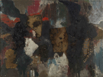 STUART BRISLEY, Untitled, 1958-59, Private Collection