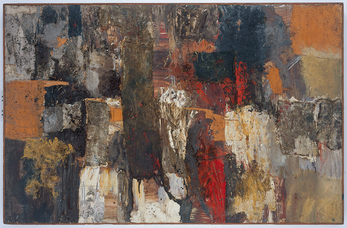 STUART BRISLEY, Untitled, 1959, Private collection
