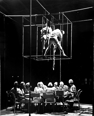 STUART BRISLEY, Celebration for Institutional Consumption, 1970, Brighton Festival