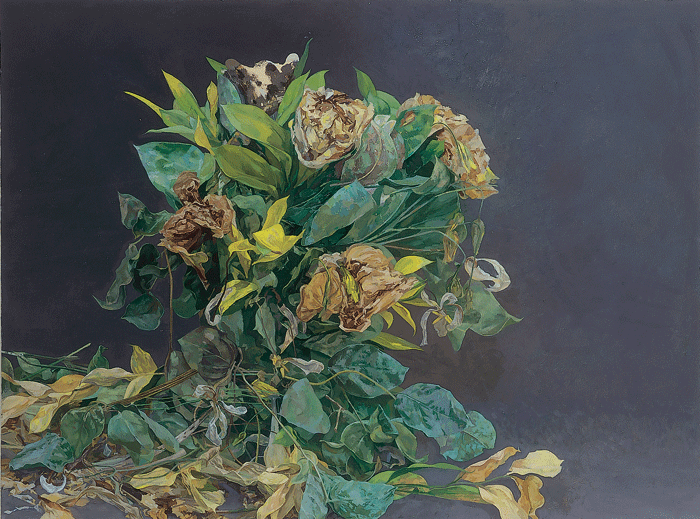 STUART BRISLEY, American Bouquet, 2004, Private collection