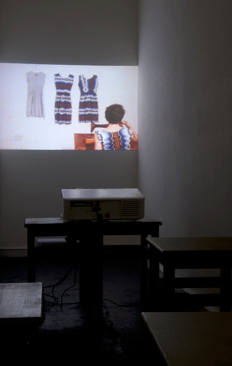 STUART BRISLEY, Document Performance, Galerie Exile, 2011
