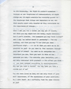 STUART BRISLEY, Celebration for Institutional Consumption – Speech, Fourth Course, 1970, Page 6