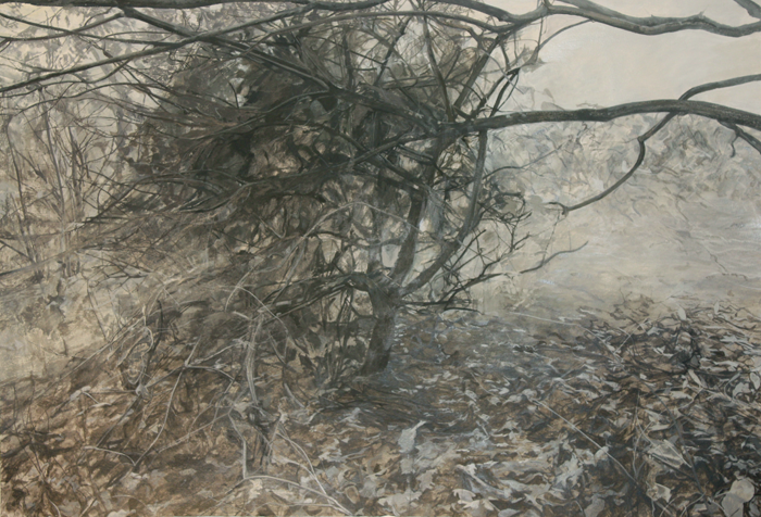 STUART BRISLEY, Weavers Field, 2010, Private Collection