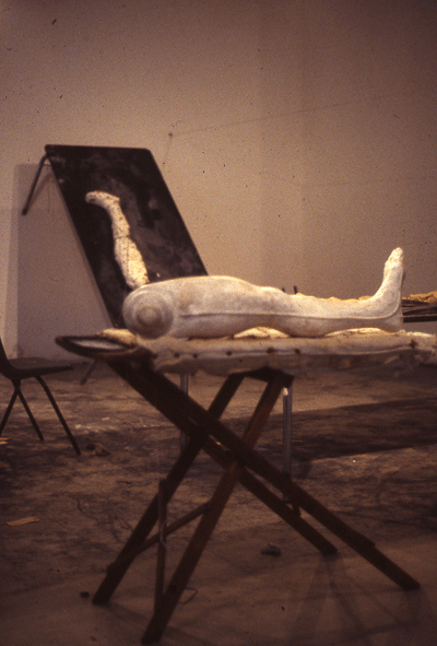 STUART BRISLEY, Legs, 2000, Live in the Head,