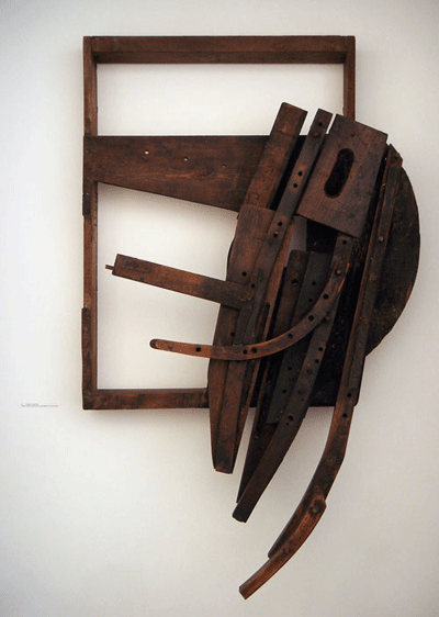 STUART BRISLEY, Untitled, 1961–62, Henry Moore Institute, Leeds Museums and Galleries